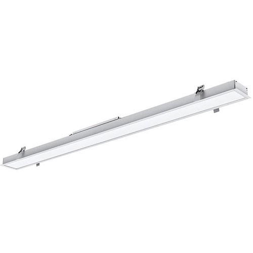 Recessed led linear light 1200mm