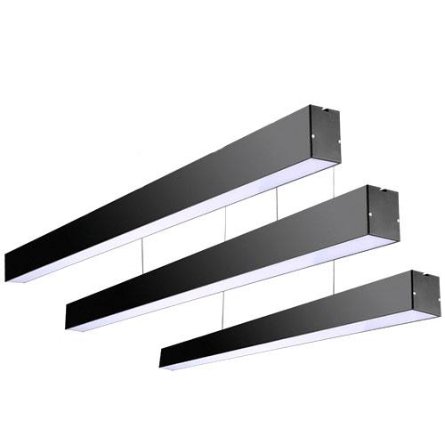 1500mm LED lineal zintzilikarioko argia