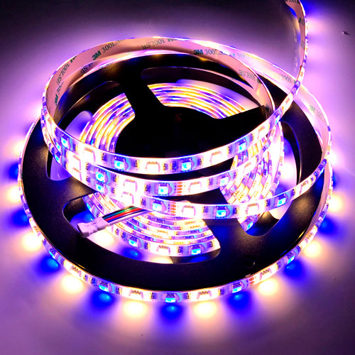 5050 60leds Rgb Led Strip Weihnachtslicht Outdoor