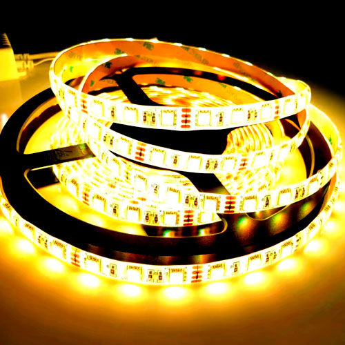 5050 Led Strip Lighting stickive Tape 60leds