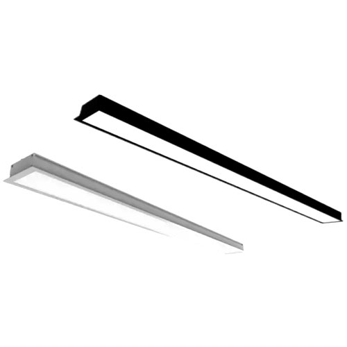 54w 6ft Linear Led Light, Pemasangan Tersembunyi 1800mm