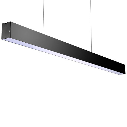 72w 8-tunnised lineaarsed tuled Led alumiiniumprofiil 2400mm