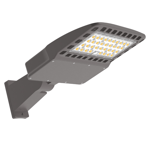 75w led shoebox street light with photocell