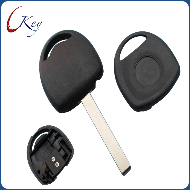 Transpondedor de repuesto Car key shell fob case para Chevrolet sin logo