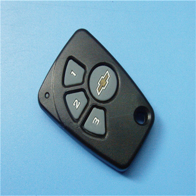 4 Buttons Remote Smart Key Shell for Chevrolet Cruze Spark Onix Silverado Volt Aveo Sonic