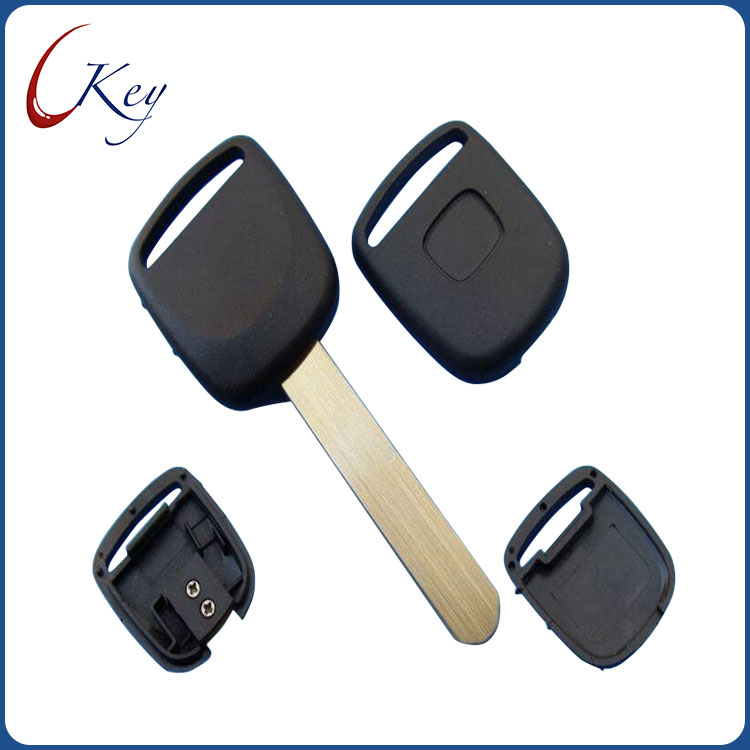 Replace Remote Car Key Transponder Shell Ignition For Honda CR-V XR-V Accord Civic Jade No Chip