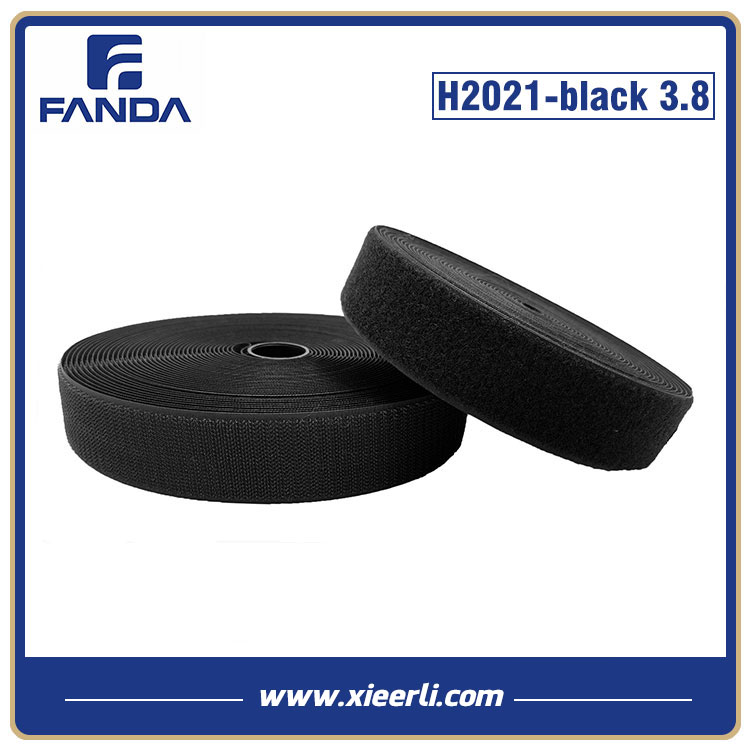 38mm Nylon Hook And Loop Tape for Garments