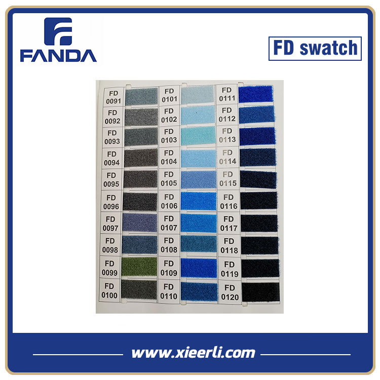 FD- Farbe Swatch 4