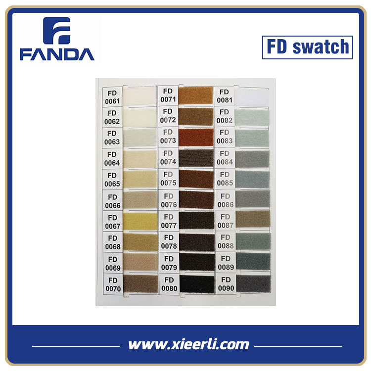 FD- Farbe Swatch 3