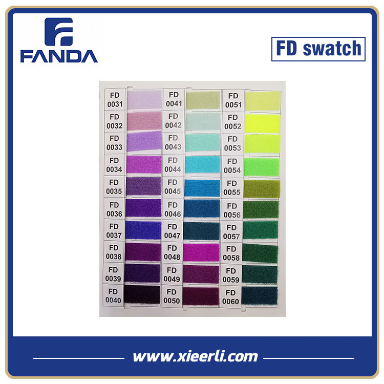FD- Farbe  Swatch 2