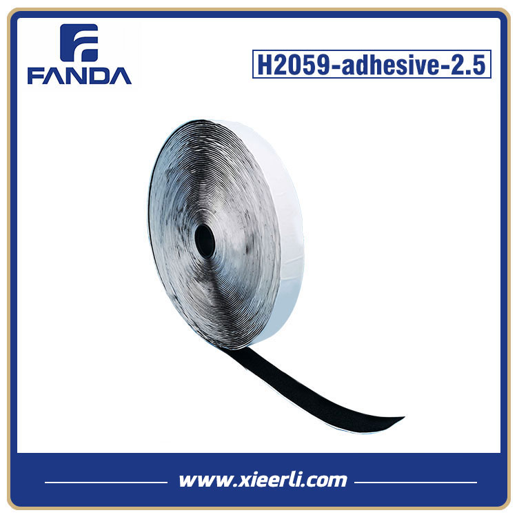 Nylon Polyester Self-Adhesive Hook And Loop