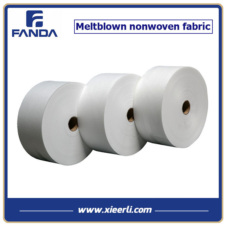 High quality BFE 90/95/99 meltblown nonwoven fabric