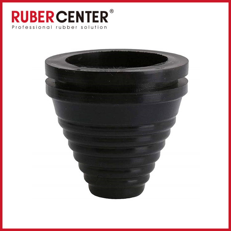 Stepped Rubber Grommets