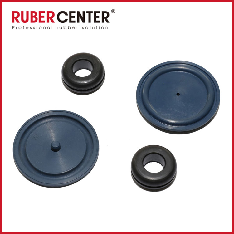 Cable Management Rubber Grommets