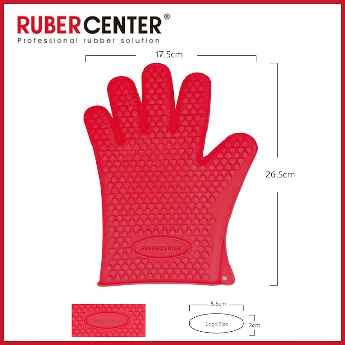 How to care for silicone gloves?
