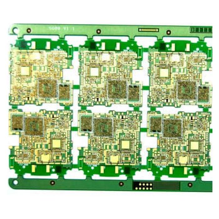 Desková vrstva desek s profesionálními obvody fr4, elektronická deska plošných spojů Vícevrstvá deska plošných spojů PCB