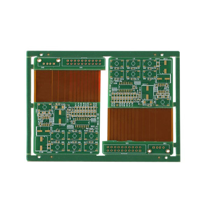 100% pass e-test Rogers pcb used for antenna circuit board multilayer pcb manufacturer
