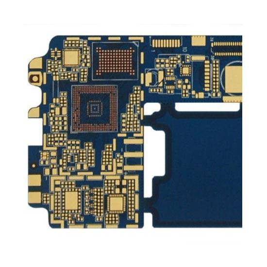 6 لایه PCB تولید نمونه اولیه pcba قیمت ارزان تولید کننده PCB