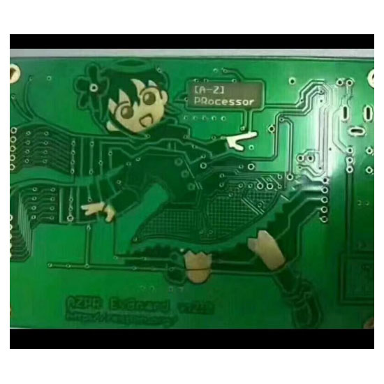 94v-0 PCB سازنده تابلوهای مدار چاپی PCB متقابل سریع تحویل PCB
