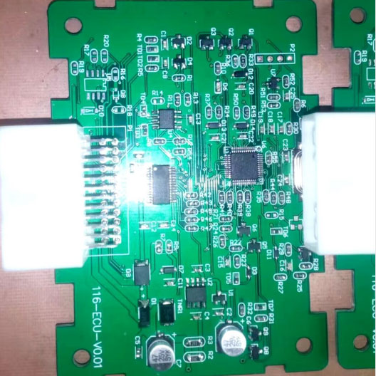 akeson produce Adapters pcba SMT circuit board manufacturer custom electronic assembly pcb pcba factory