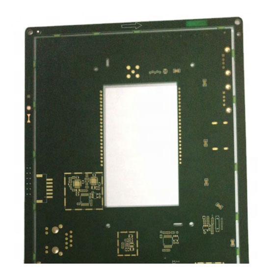 China factory Multilayer pcb 8Llayer HDI board manufacturer 3 step blind and buries board