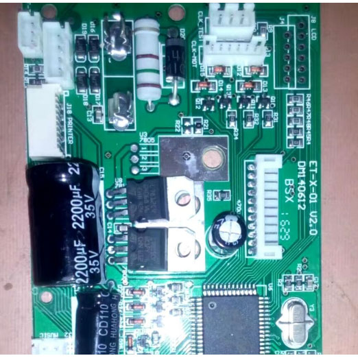 China OEM Car Rearview Systems PCB Assembly/PCBA Supplier