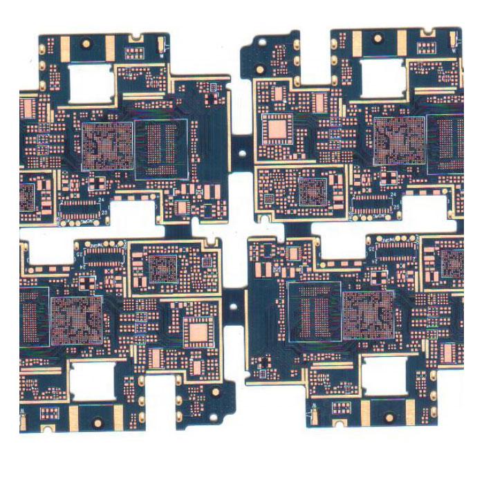 صفحه تلویزیون PCB چین چین 8layer Fr4 94v-0 SMT BGA لحیم کاری و مدار PCBA با کارخانه PCB کم هزینه