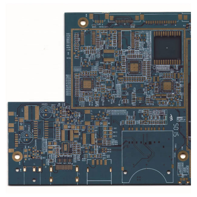 Custom ENG fr-4 pcb assembly 6 layer impedance online pcb manufacturer