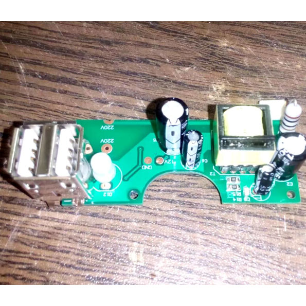 double Sided PCB, PCBA, PCBA Manufacturer, Electronic Circuit Board Electronic PCB Assembly