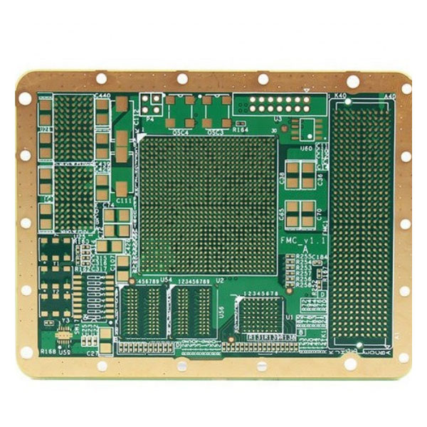 تابلوهای نمونه سازی الکترونیکی هیئت مدیره HDI با پشتیبانی از PCB bga چند لایه PCB