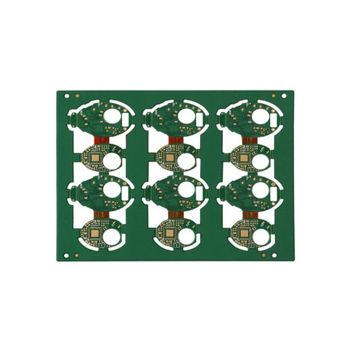 High Frequency Board 8 layer mixed medium pcb rongers4350 pcb and FR-4