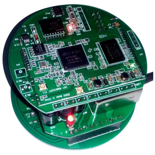 High precision IC SMT service PCB Board And Electronic Components Assembly PCB & PCBA Manufacturer