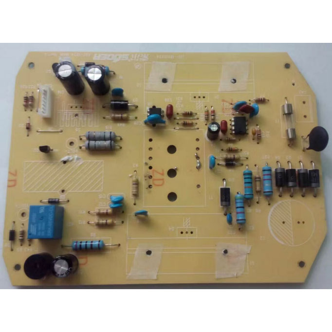 ISO901 electronic low volume 4 layer PCBA / PCB electronic manufacturing assembly services