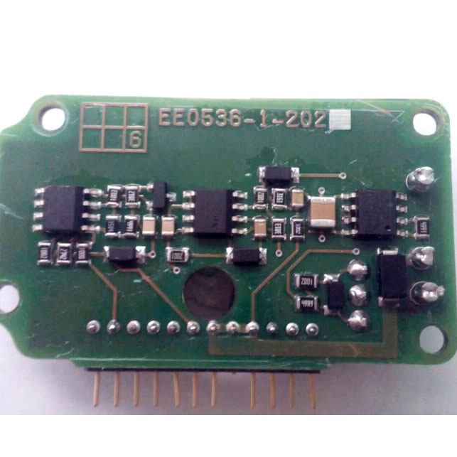 PCBA/PCB assembly/panel mount PCB connector akeson