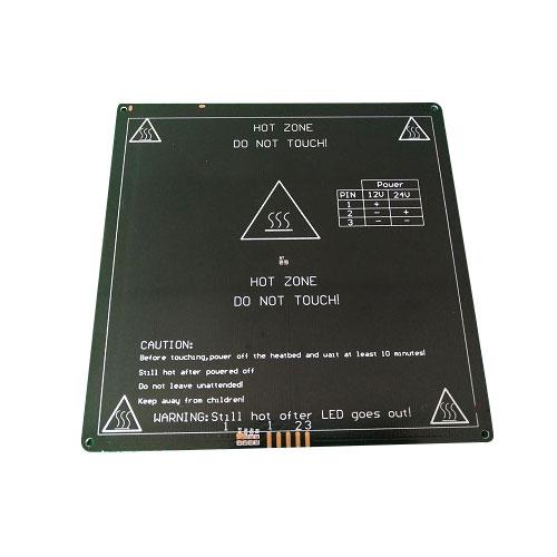 napájecí led al PCB deska Al PCB pro 3D tiskárnu PCB