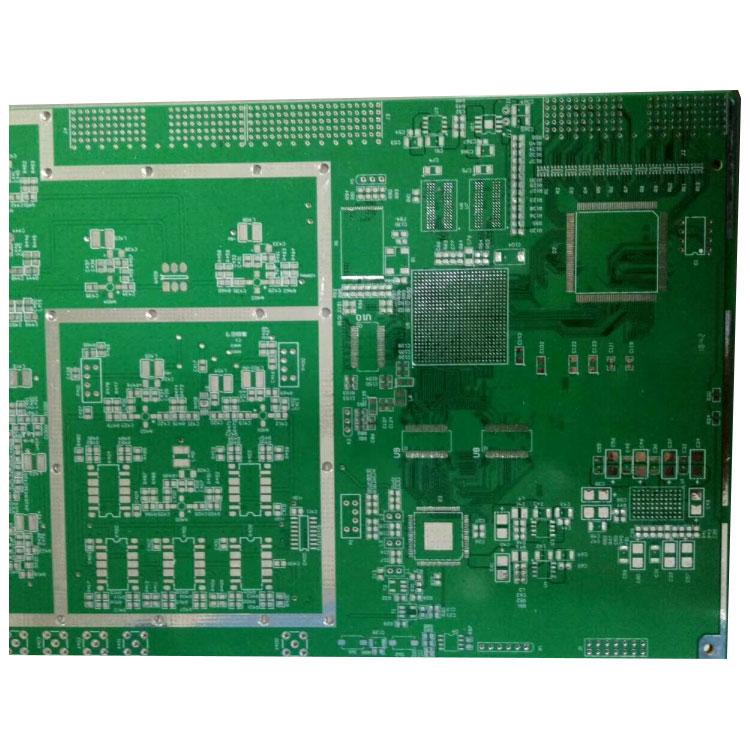 Rogers pcb تامین کننده فرکانس بالا PC تولید کننده صفحه نمایش مدار چاپی چند لایه با کیفیت بالا
