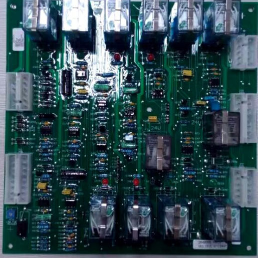 Top quality ENIG FR4 multilayer pcb factory in China Switch Power Supply Board power board pcba