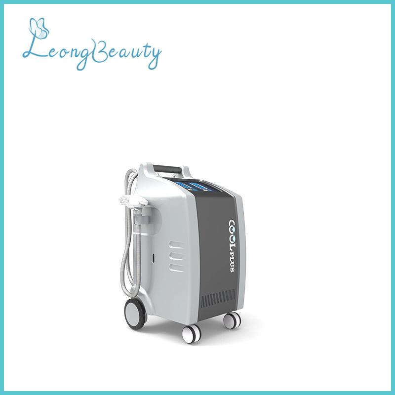 Vertical 4 Handles Double Chin Body Shaping Fat Freezing Machine