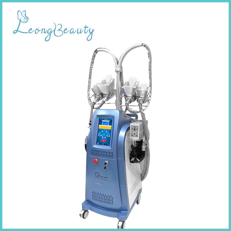 Máquina multifuncional de congelação gorda azul vertical de Silicom da cor