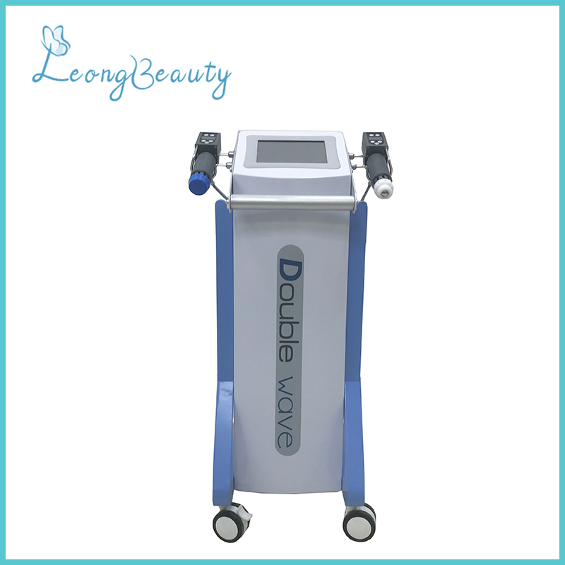 Double Handles Shockwave Therapy Pain Relief Machine