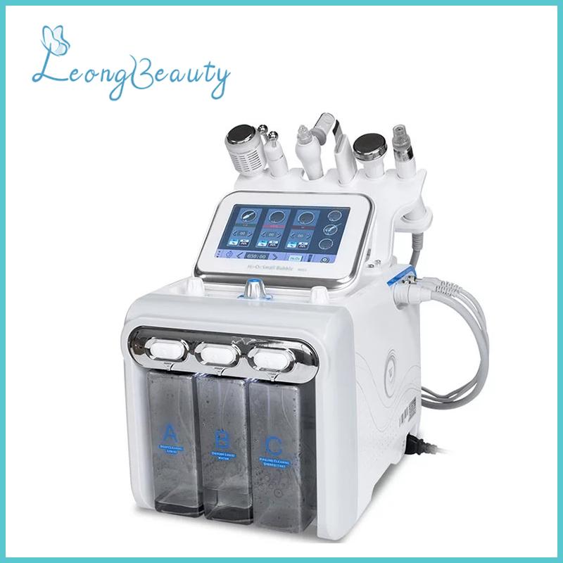 6in1 Aqua Peeling Oxygen Sprayer Machine