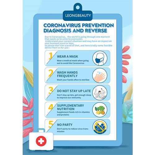 ConoraVirus Prevention Diagnosis and Reverse
