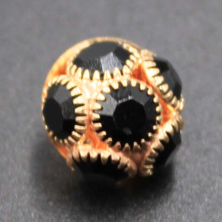 Metal Ball Button