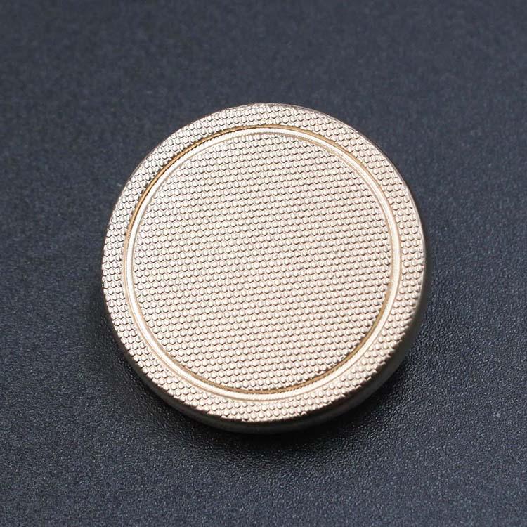 Metal Garment Button