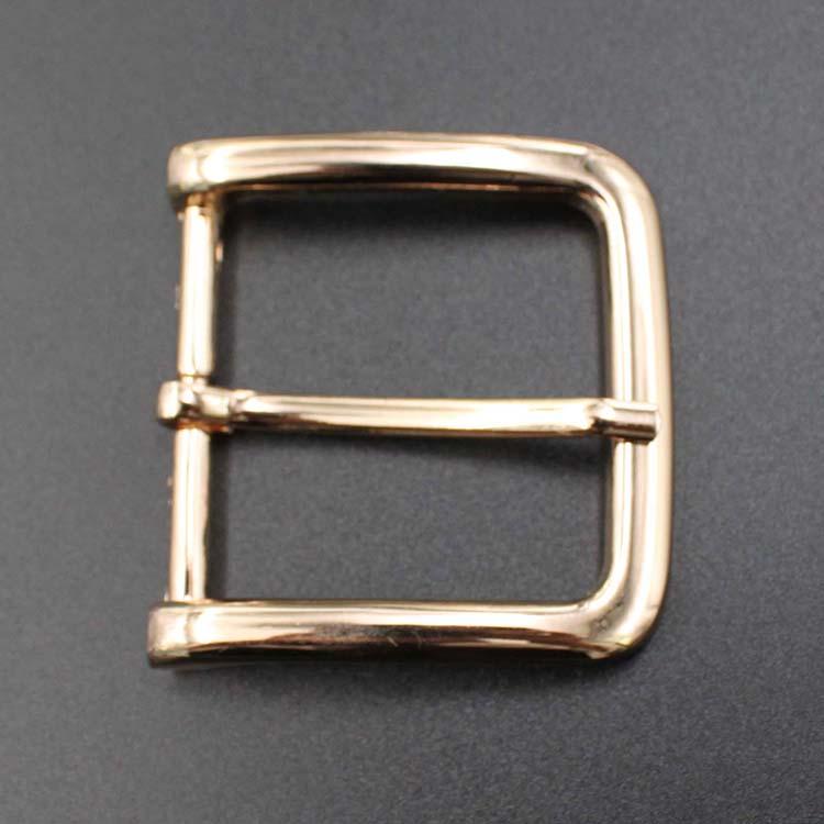 Metal Leather Belt Buckle