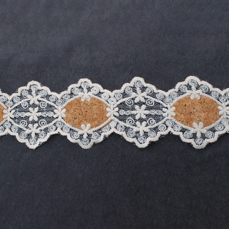 3DEmbroidery Flowerlace