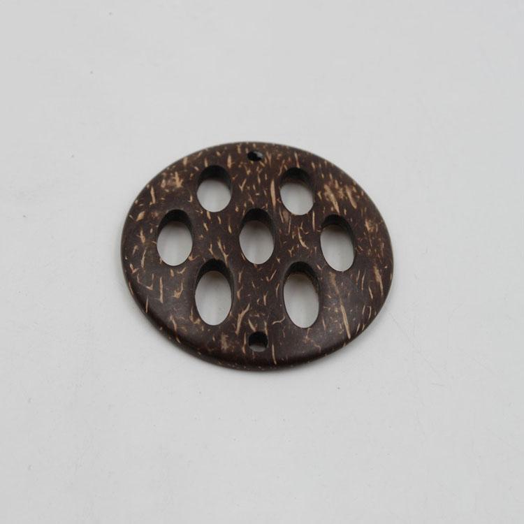 45mm Coconut Button