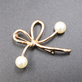 Alloy Gold Brooches