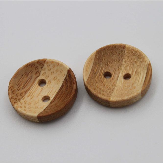 Bamboo Button For Garment