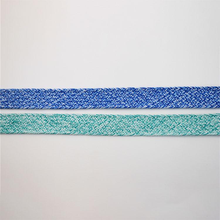 Blue Woven Tape For Summer